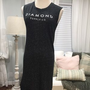 Diamond supply Co dress